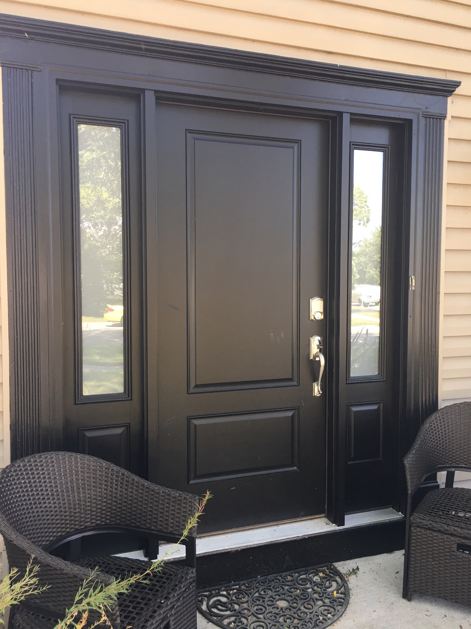 entry door installation carol stream il